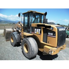 CATERPILLAR 924G  Wheel Loader