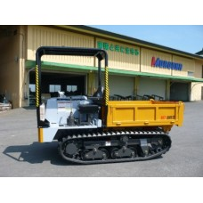 MOROOKA MST300VD maggot site dumper For Sale