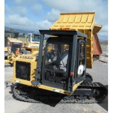 KOMATSU CD60R  rotary maggot Crawler Carrier ( Rental or buy )